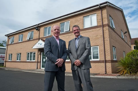 Double-Digit Growth for Killingworth Firm DCS